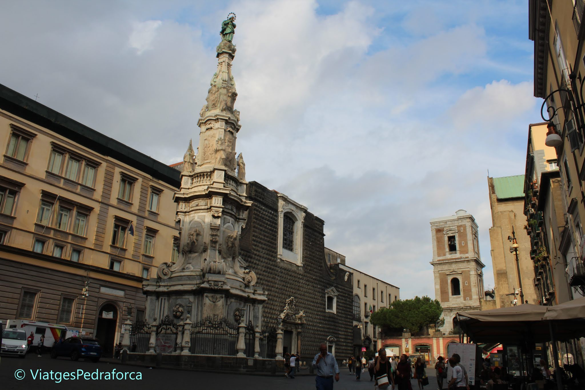 Campania, Itàlia, Centre Històric de Nàpols, Patrimoni de la Humanitat, Unesco