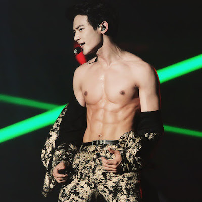 Survey of 100 kpop idols] Which male kpop idol has the