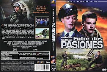 Carátula: Entre dos pasiones (1958) (The Hunters)