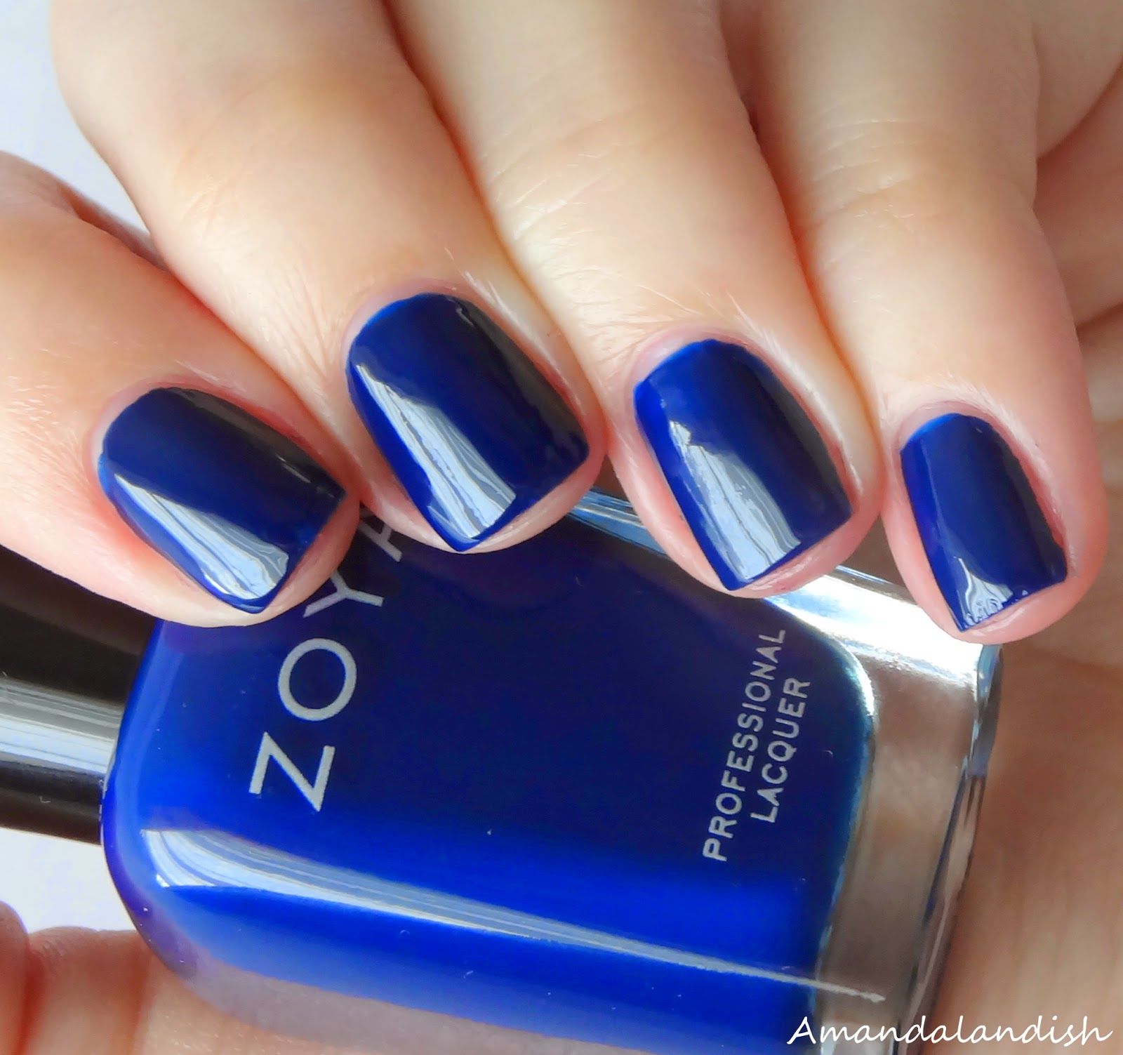 Zoya Sailor just a dupe for Sailor