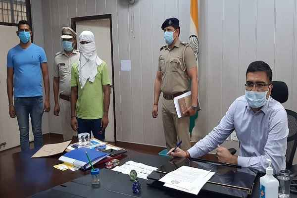 palwal-inspector-suresh-bhadana-team-arrested-lutera-bawaria-gang