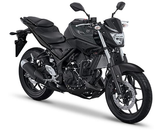 Warna Baru Yamaha MT-25 MY 2017