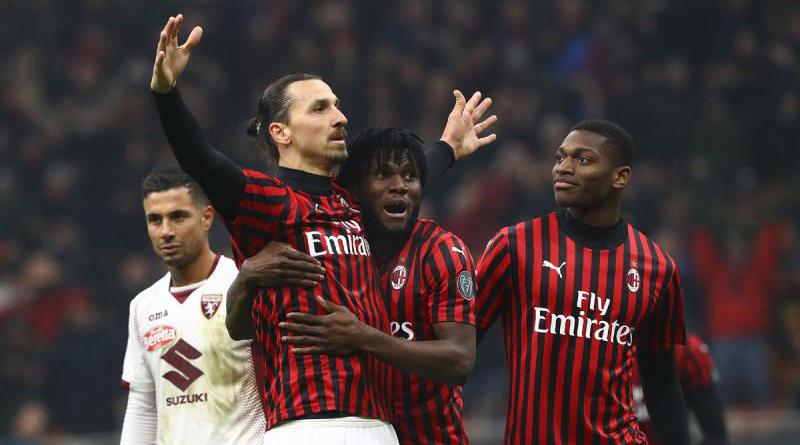 موعد مباراة ميلان وتورينو ضمن الجوله السادسة والثلاثون من الدوري الايطالي