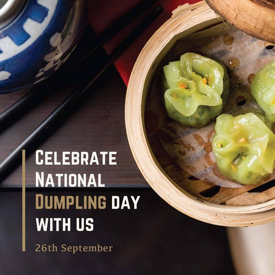 National Dumpling Day Wishes Sweet Images