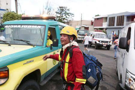 Deadly blaze struck Salvador