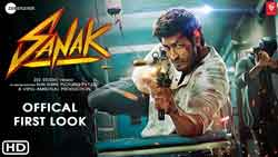 Sanak first look: Vidyut Jammwal is set to shed blood for love