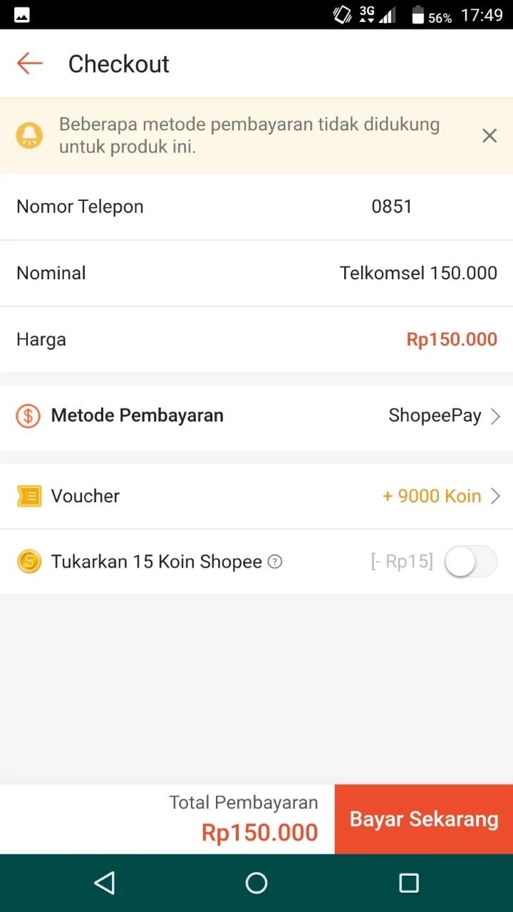 4.chekout-pulsa-aplikasi-shopee-shopeepay-nettpeople