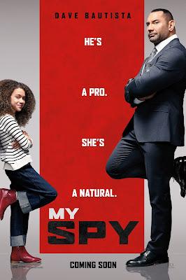My Spy Movie Poster 2020