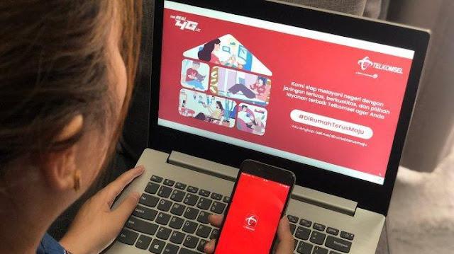Kuota Internet Murah Dari Telkomsel 11 GB Rp 5 Ribu, Berikut Cara Aktivasinya