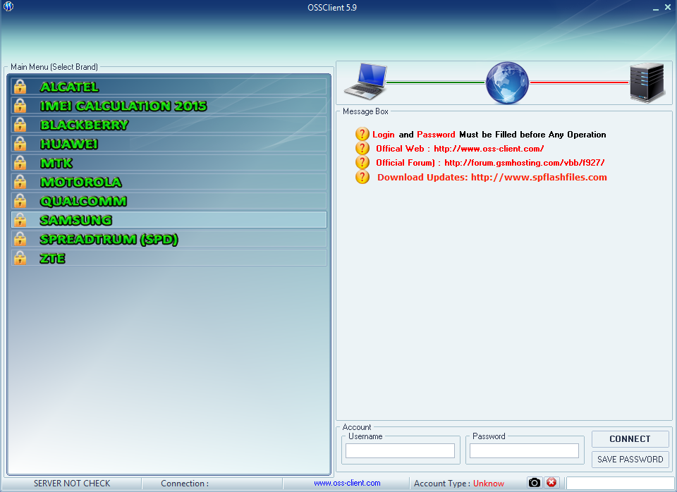 OSS Client Pro 7 9 Full Setup Free Download ~ Firmware