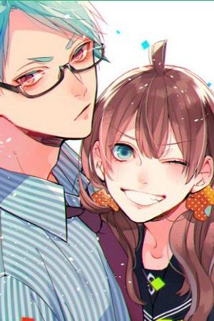 Shinizokonai Agape Manga
