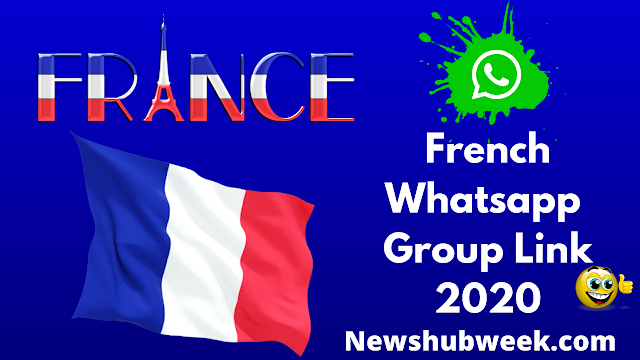 French Whatsapp Group link join French Whatsapp Group