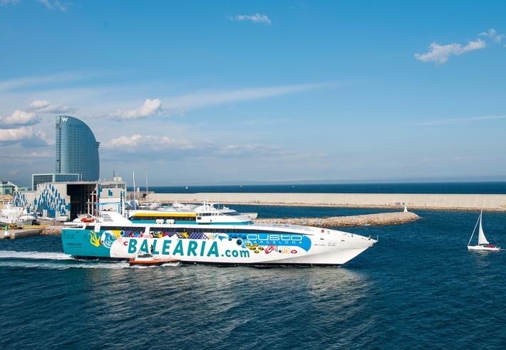 Yeyo cruisers for Oficinas balearia