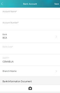Cara Aktivasi Rekening Bank Lazada Seller Dengan Benar