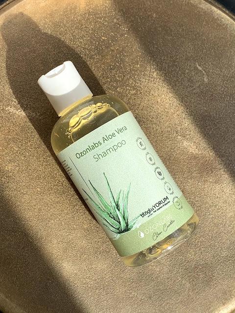 ozonlabs aloe vera şampuan kullananlar
