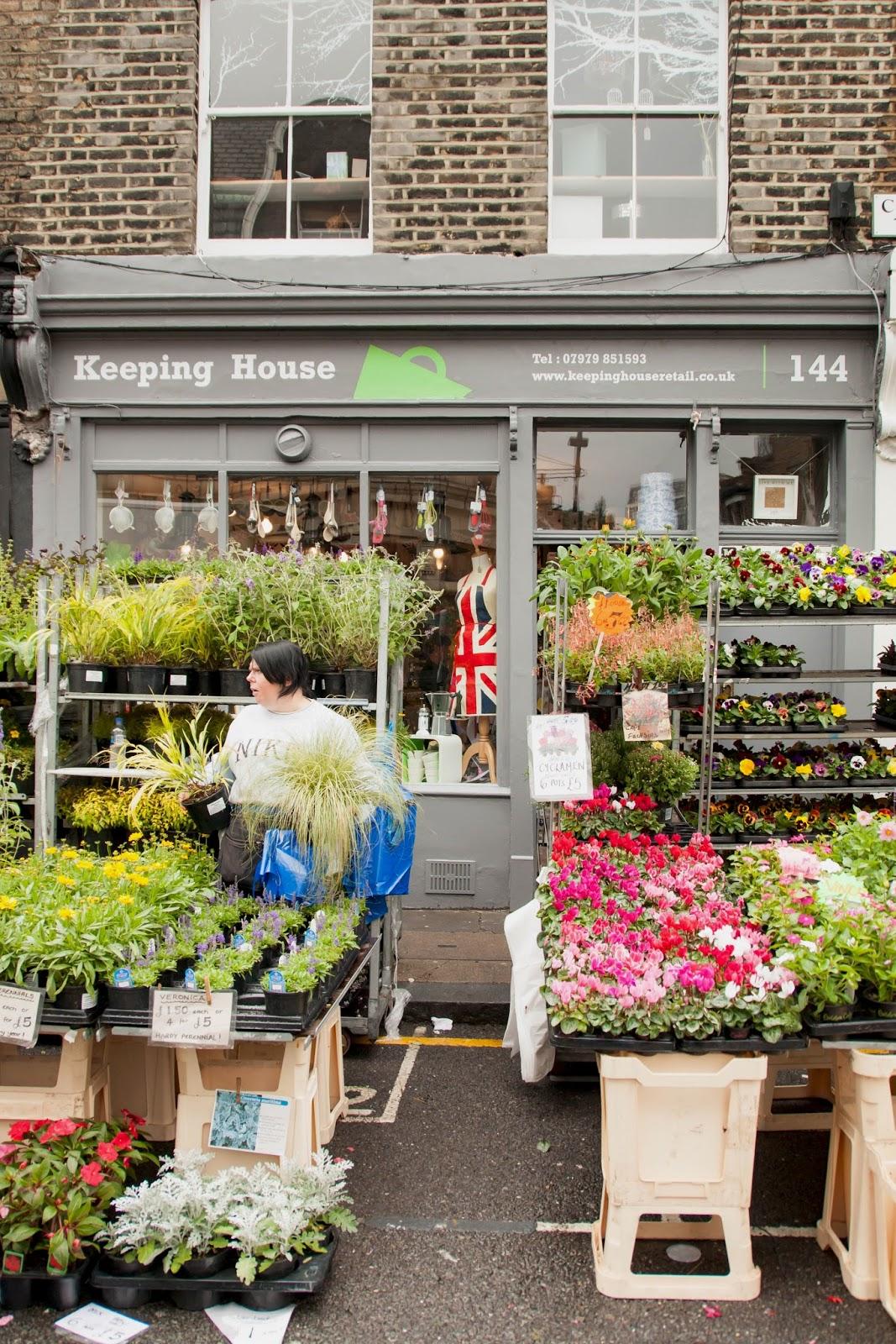 Londres-en-familia-Columbia-Road-Flower-Market