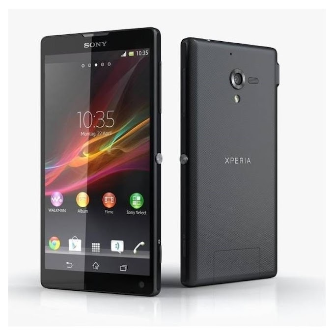 Sony Experia ZL C6502 Smartphone Review