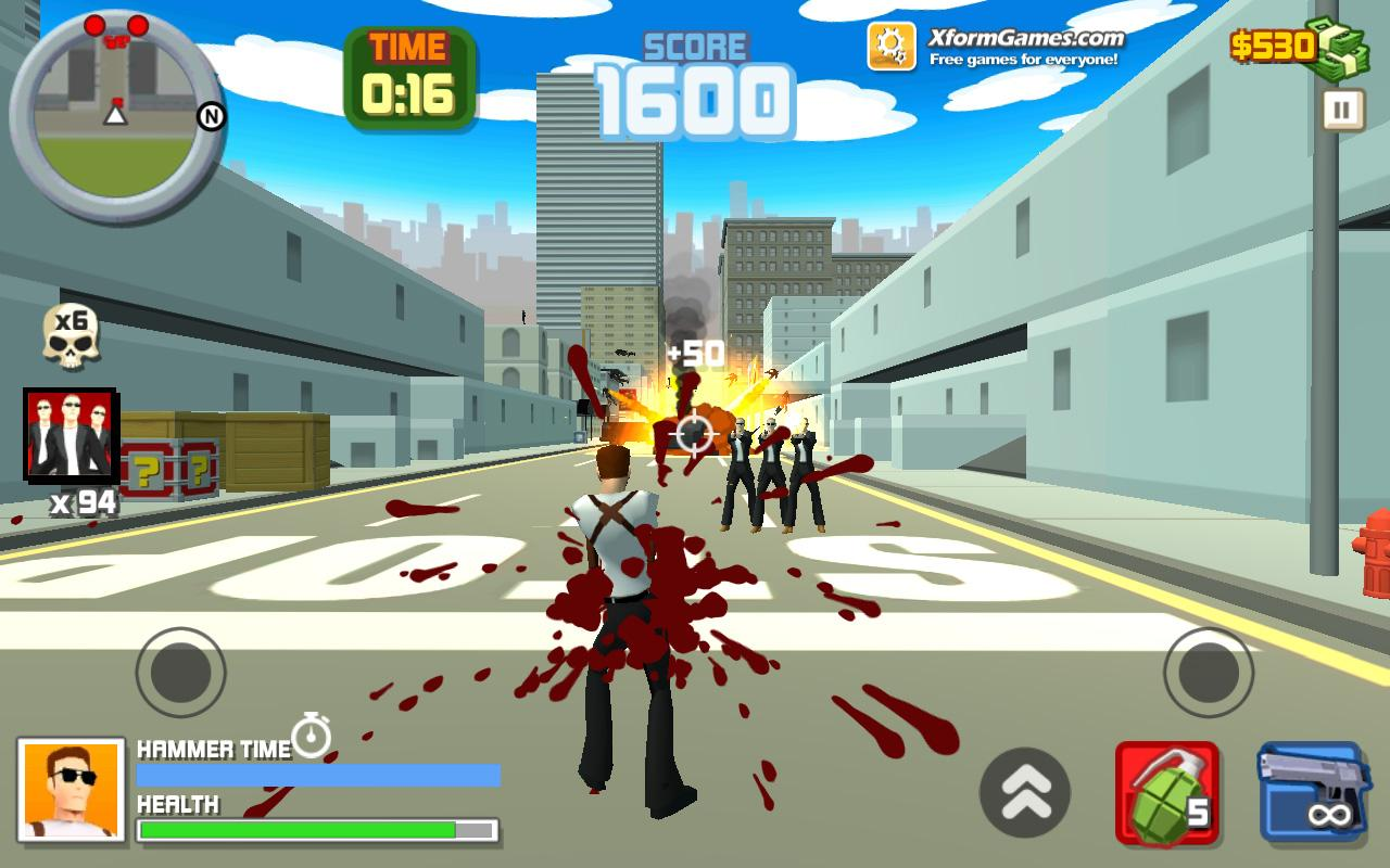 Android Game Application Hammer 2 Mod Apk Unlimited Money