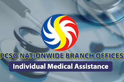 LIST : PCSO Nationwide Branch Offices for Medical Assistance