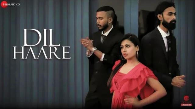 Dil Haare Lyrics | Kabir - Athar | Zee Music Company