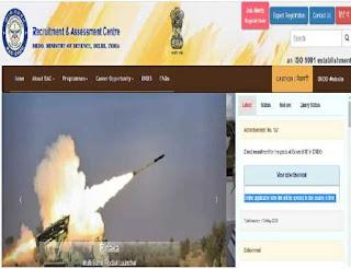 DRDO RAC Sarkari Naukri 2020 Recruitment For 18 More Post | Sarkari Jobs Adda