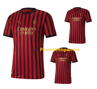 """Logo Vinci gratis 21 Maglie """" 120 Anni """"della Squadra AC Milan"""