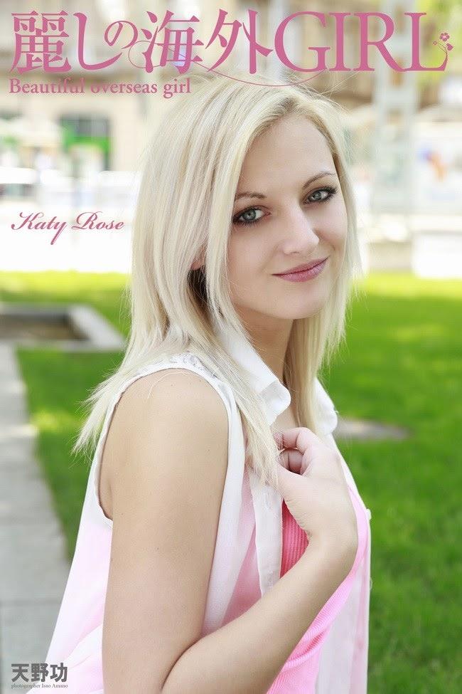 2277 [LOVEPOP] Photobook & Beautiful overseas GIRL & Katy Rose 写真集 & (ama_katy_rose-00) & PPV lovepop 05280