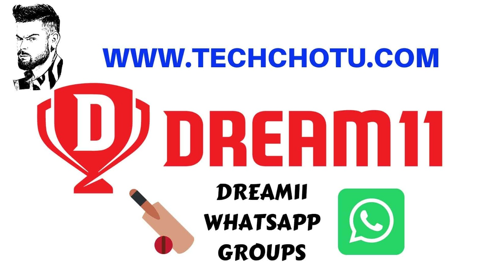 Dream11 Whatsapp Group Links - Techchotu-Whatsapp Group -6950