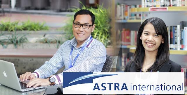 Lowongan Kerja PT Astra International Tbk Juni 2017 (Fresh Graduate/ Experience)