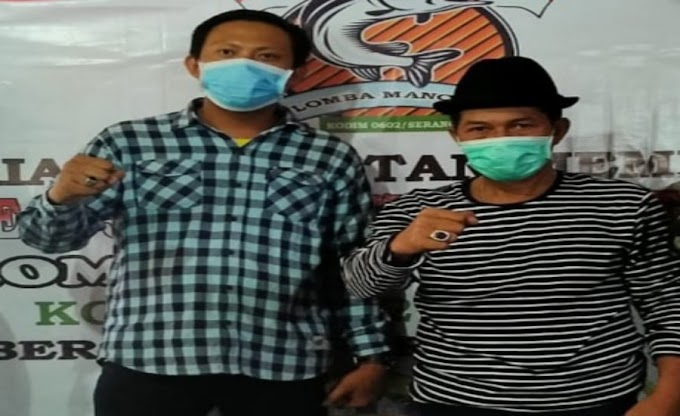 PWI Kota Serang Dukung Kebijakan Walikota Serang Tentang Pelarangan Perayaan Pergantian Tahun