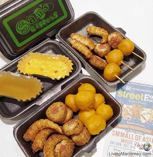 SM Street Food Festival