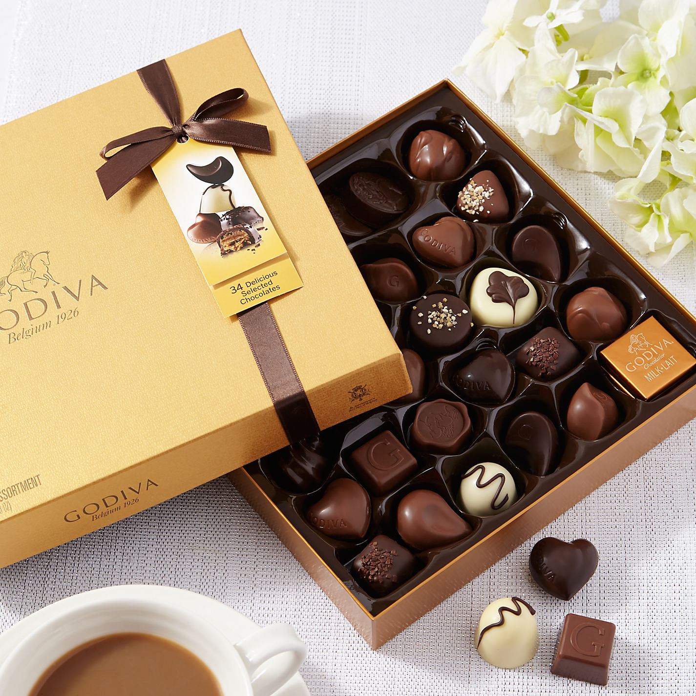 Lak-ai: World's Best Chocolate, Godiva