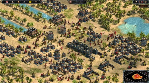 Khả năng lên đời nhanh là rất cần trong Age of Empires