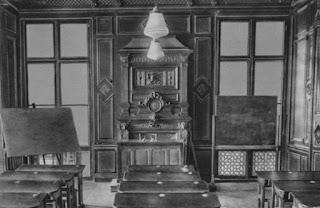 La Sistière - une salle de classe