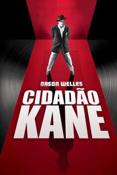 Baixar Cidadão Kane Poster Torrent Download Capa