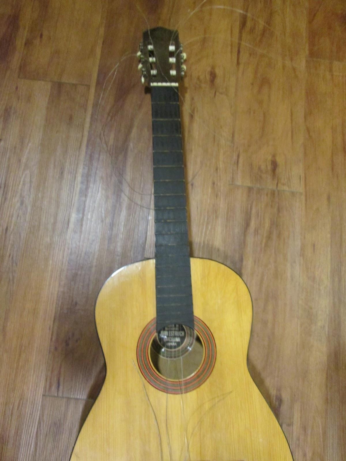 Mattwins]: Juan Estruch Classical Acoustic Guitar Review and