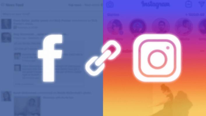 كيف يمكنني ربط صفحتي على فيسبوك بحسابي على Instagram؟