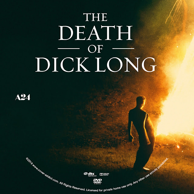 The Death of Dick Long DVD Cover