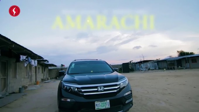 Broda Shaggi ft. Johnny Drille – Amarachi