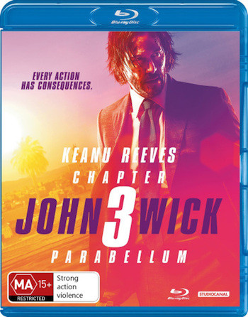 John Wick: Chapter 3 – Parabellum 480p 400MB