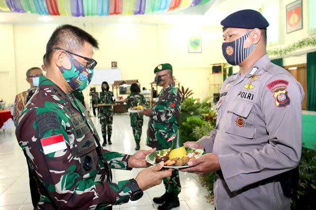 HUT ke 62 Kodam XII/Tanjungpura 2020