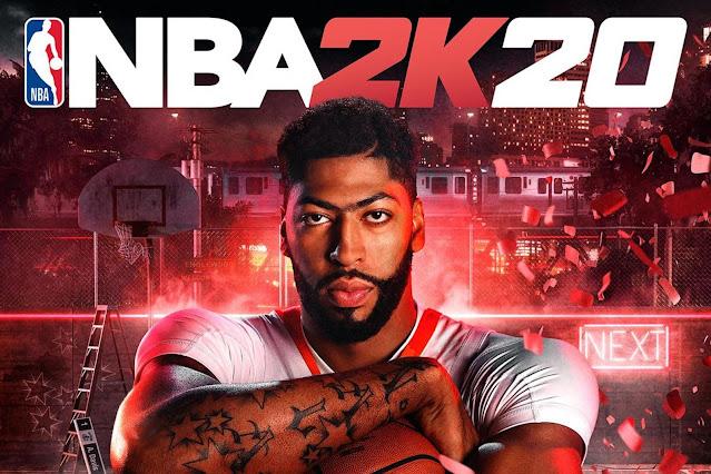 تحميل لعبة كرة السلة NBA 2K20 للكمبيوتر مجانا
