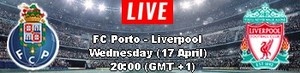 porto vs LFC live streaming