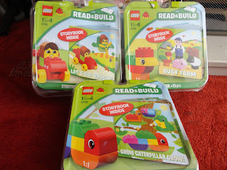 Lego Duplo Read And Build Sets