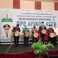 H Ramli  SE Terpilih Menjadi Ketua  DPP Apindo Aceh Pada Musprov Ke-5