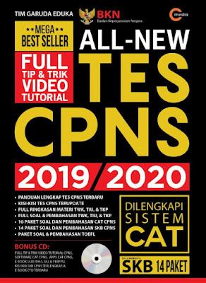 E-BOOK All New Tes CPNS 2019-2020
