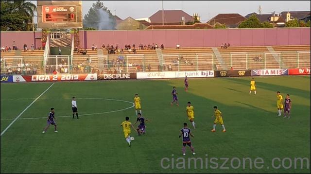 Agresif dan Percaya Diri, PSGC Bungkam Perserang 2-0