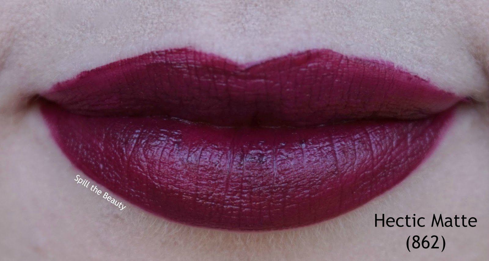 dior rouge dior liquid lipstick frenetic matte poison metal hectic matte shock matte swatches review lips - hectic matte
