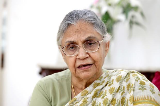 Sheila Dikshit as CM Candidate for next year UP polls
