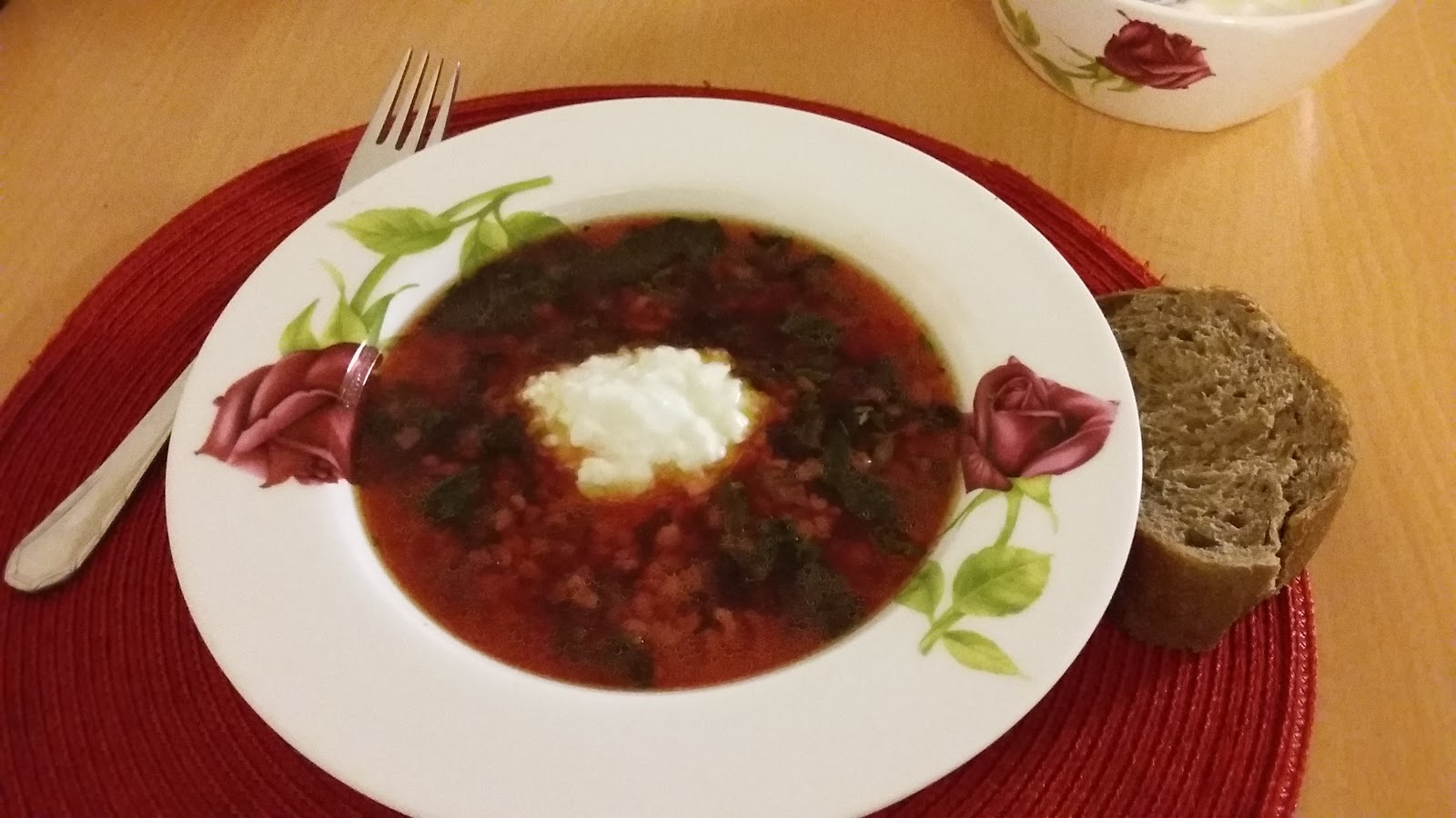 Yoğurtlu Ispanak Çorbası Tarifi